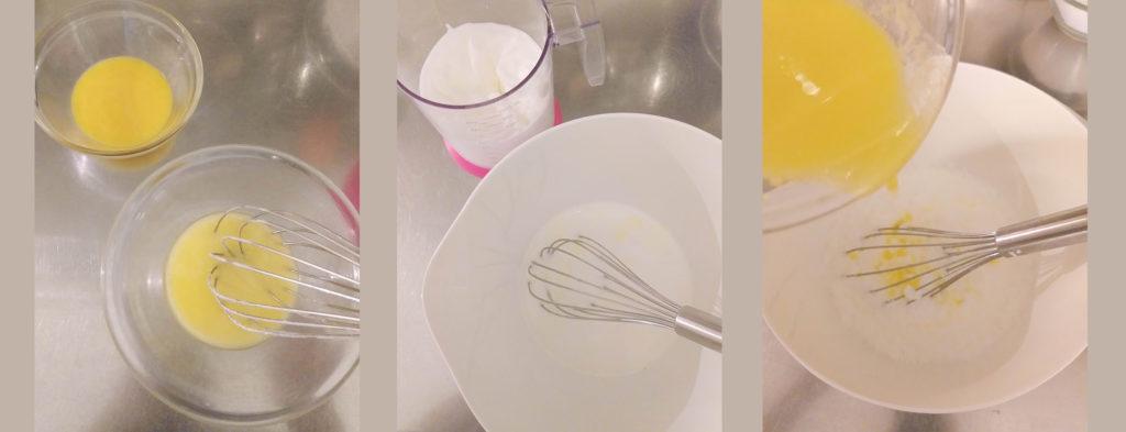 pancake - impasto