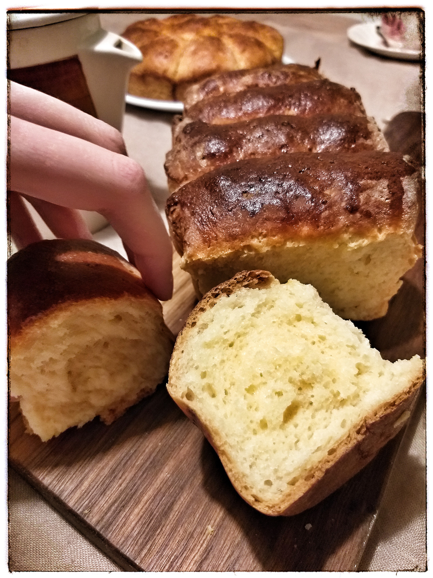 Hokkaido bread senza glutine